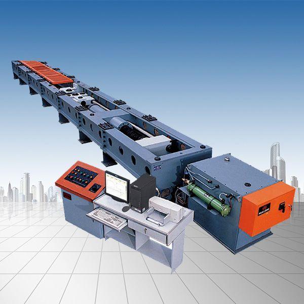 发电安全检修用卧式拉力试验机