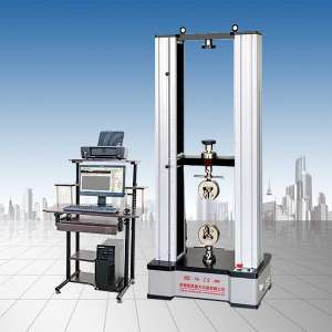微机控制橡胶专用拉力试验机