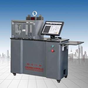 YAW-300D微机控制轨枕橡胶垫板、弹性旁承静刚度试验机